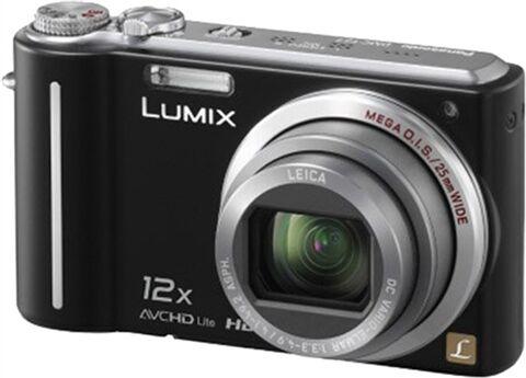 Refurbished: Panasonic Lumix DMC-TZ7/ZS3 10M, B