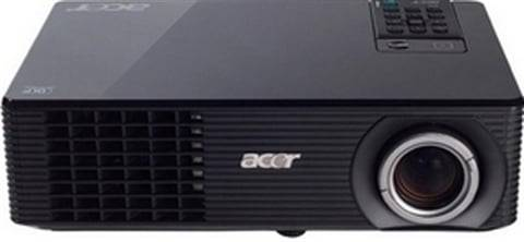 Acer Projector X1160 Projector, B