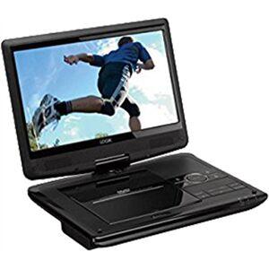 """Logik L10SPDV13 10"""" Portable DVD Player, C"""