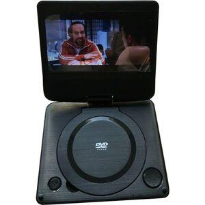 "Polaroid T-701 7"" Portable DVD Player, B"