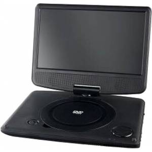 "Polaroid T901B 9"" DVD player, A"