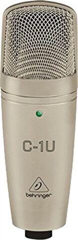 Behringer C-1U Studio Condensor USB Microphone