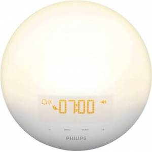 Refurbished: Philips HF3510 Wake Up Light, B
