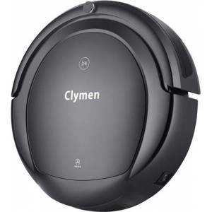Refurbished: Clymen Q9 Robot Vacuum Cleaner With Alexa Support (Black), A