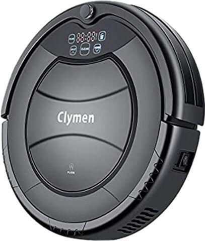 Clymen Q7 Robot Vacuum Cleaner (Black), A