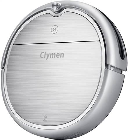Clymen Q8 Robot Vacuum Cleaner With Alexa Support , A