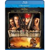 Pirates Of The Caribbean, Curse Of The Black Pearl (12) 2003 -LE Steelbook