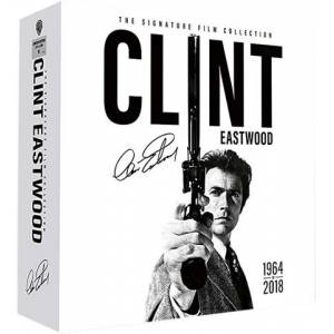 Clint Eastwood The Signature Collection 1964-2018 (18) 63 Disc