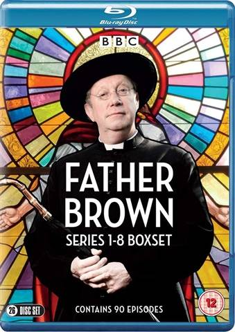 Father Brown Series 1-8 (12)