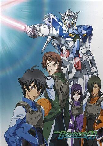 Mobile Suit Gundam 00 - Part 1 (4 Discs)