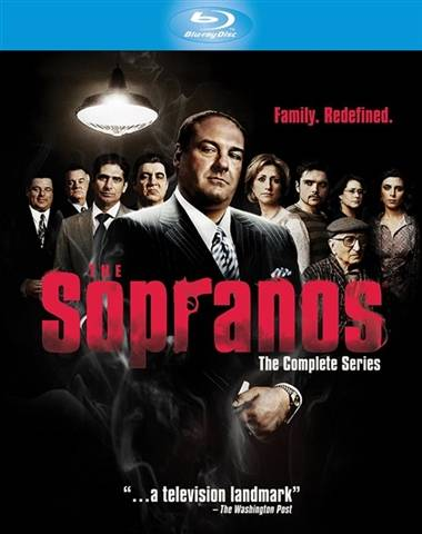 Sopranos, The - Complete Collection (18)