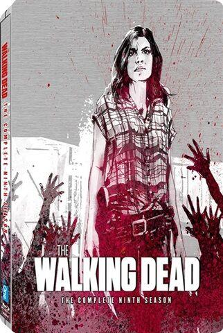 Walking Dead, The - Season 9 (18) Limited Ed. Steelbook