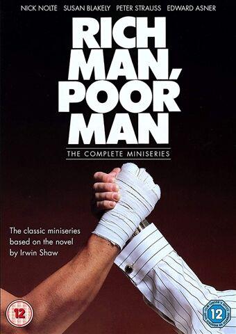 Rich Man, Poor Man (12) 9 Discs