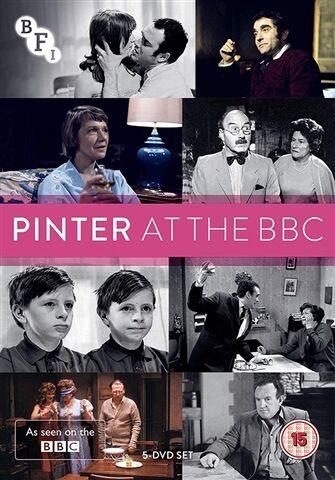 Pinter At The BBC (15) 5 Disc