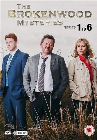 Brokenwood Mysteries, The Series 1-6 (15) 12 Disc