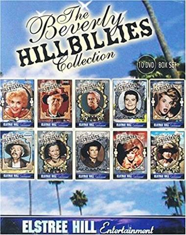Beverley Hillbillies Collection (10 Disc