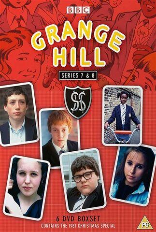 Grange Hill, Series 7 & 8