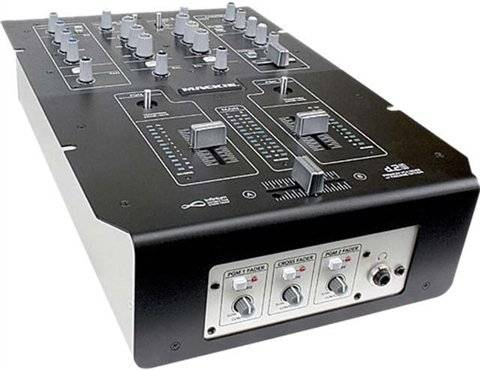Mackie d.2 Pro - Two Channel DJ Mixer with FireWire, C