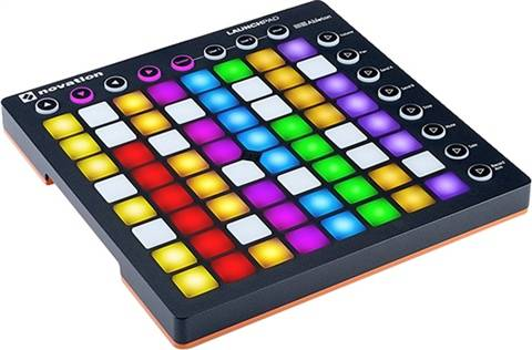 Novation Launchpad Mk2 Ableton Live MIDI Controller, B