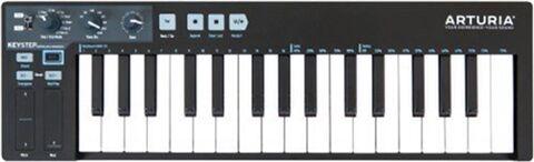 Refurbished: Arturia KeyStep Portable USB MIDI Keyboard Controller & Sequencer