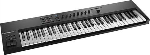 Refurbished: Native Instruments Komplete Kontrol A61 Midi Keyboard, B