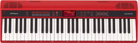 Refurbished: Roland Go:Keys 61 Keyboard with Integrated Bluetooth Speakers, B