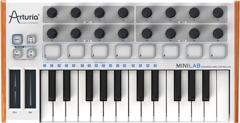 Arturia MiniLab MKII USB Controller Keyboard , B