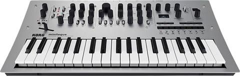 Refurbished: Korg Minilogue Polyphonic Analog Synthesizer