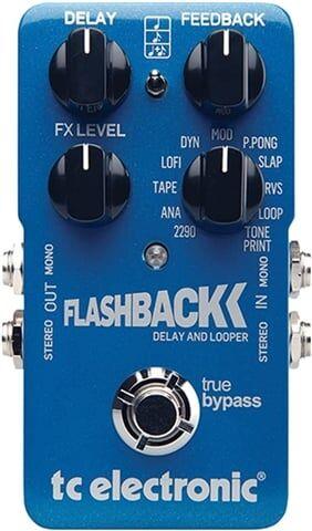 Refurbished: Tc electronic Flashback Delay and Looper
