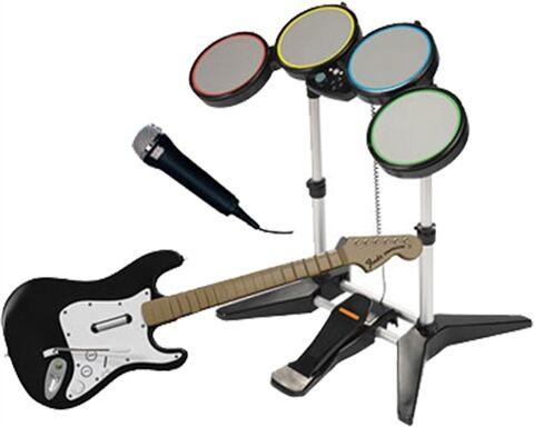 Refurbished: Rock Band - Band In The Box (No Game)