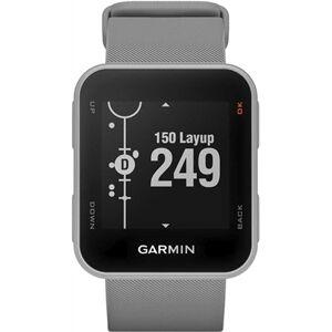 Refurbished: Garmin Approach S10 GPS Golf Watch - Powder Grey, B
