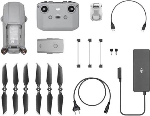Refurbished: DJI Mavic Air 2 (All Accessories) Foldable Quadcopter, B