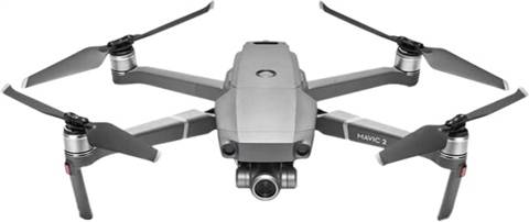 Refurbished: DJI Mavic 2 Zoom (4K Stabilized Zoom Camera) Foldable Quadcopter, B