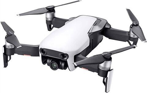 Refurbished: DJI Mavic Air (4k Camera) Foldable Quadcopter - Arctic White, B