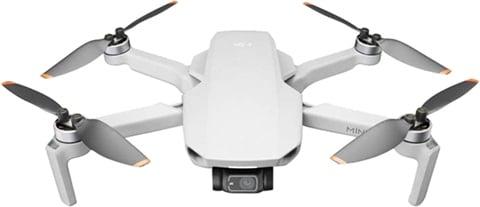 Refurbished: DJI Mini 2 (4k Camera) Foldable Quadcopter - Grey, B