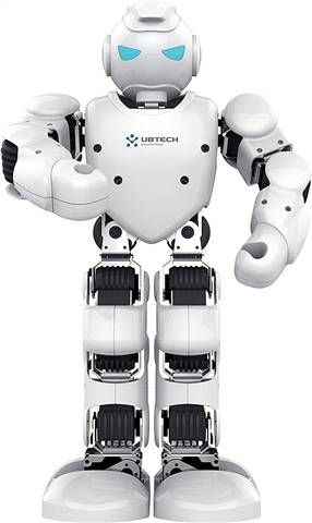 Refurbished: UBTECH Alpha 1 Pro Intelligent Humanoid Robotic, A