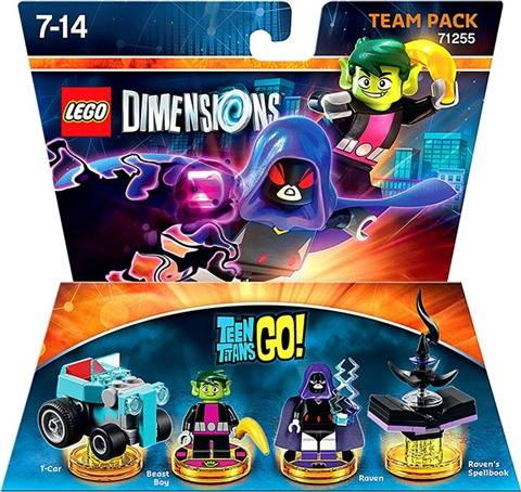 Refurbished: LEGO Dimensions: Teen Titans Go! Team Pack (Sealed Only)