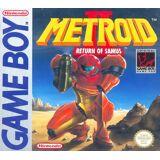 Metroid II: Return of Samus, Boxed