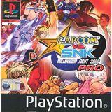 Capcom vs. SNK: Millennium Fight 2000 Pro, Boxed