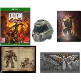 Doom Eternal Collector`s Ed. (No DLC) W/Helmet, Book, Print & Steelbook