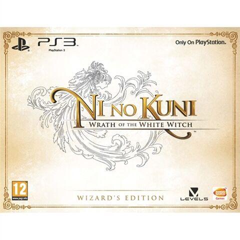 Ni No Kuni Wizard Edition (Plush+Book)