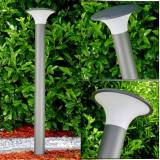 hofstein Outdoor floor lamp Chelmsford LED grey, 1-light source - contemporary - outdoors - Expected delivery time: 6-10 working days