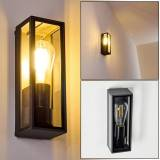 hofstein ROSKILD Outdoor Wall Light grey, 1-light source - vintage - outdoors - Expected delivery time: 2-3 weeks