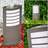 hofstein ALSLEV outdoor light anthracite, 1-light source - contemporary, modern - outdoors - Expected delivery time: 2-3 weeks