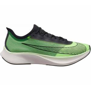 Nike Zoom Fly 3 Men Running Shoes  EU 46 - US 12  green