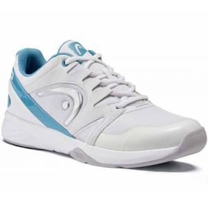 HEAD Sprint 2.5 Carpet Women Tennis Shoes EU 37 - UK 4,5  white