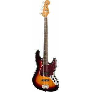 Squier Classic Vibe 60s Jazz Bass 3 Tone Sunburst Indian Laurel Fingerboard