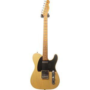 Fender Custom Shop 1953 Tele Journeyman Relic Butterscotch Blonde Maple Fingerboard Master Builder Designed by Paul Waller #R100737