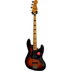 Squier Classic Vibe 70s Jazz Bass 3 Tone Sunburst Maple Fingerboard (Ex-Demo) #ICSK2000793