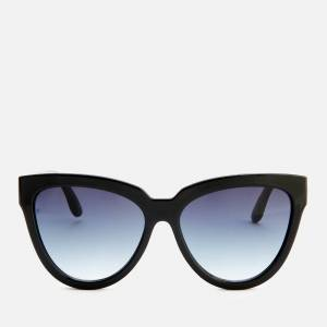 Le Specs Women's Liar Lair Sunglasses - Black Smoke